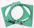 Pair of 24-ring Arena PCBs