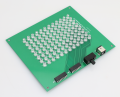 12x8 LED Array for 96-well microplates