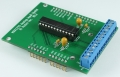 MAX1270 bipolar analog input shield for Arduino