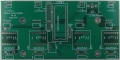 PCB for 4 channel LED current controller