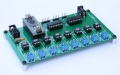 Solid state relay board for Nano - AC/DC configuration