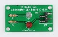 Custom 2-wavelength colorimeter LED Board