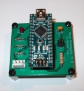 Sensor expansion board version 1.0