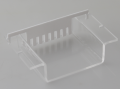 Assembled gel tray and combs