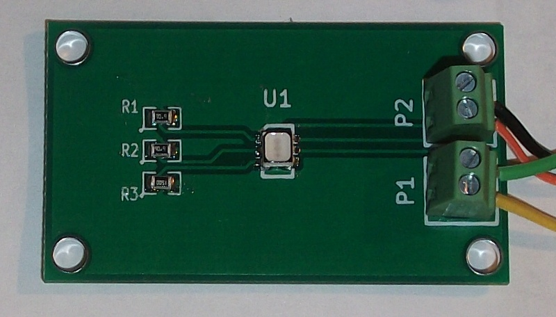 RGB LED board