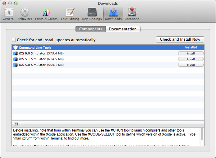 Installing colorimeter software from source on Mac OS | IO